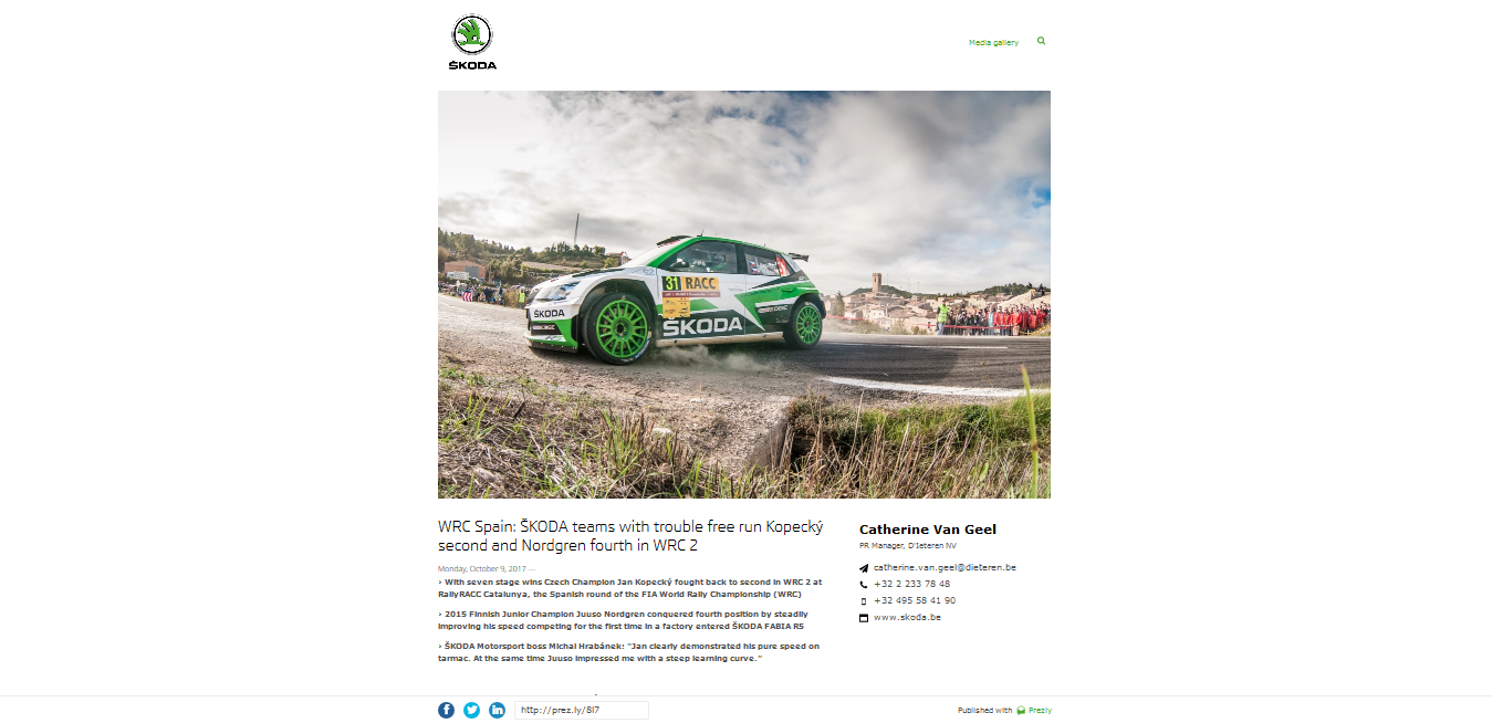 C:\Users\victor's\Documents\Sunday March 3rd 2019\Mercy\how to write a press release\image in press release - WRC Spain ŠKODA.png