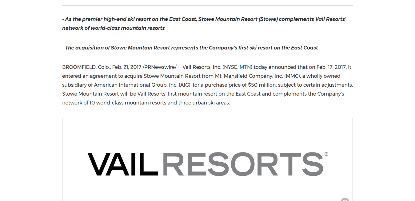 C:\Users\victor's\Documents\Sunday March 3rd 2019\Mercy\how to write a press release\press release date and location Vail Resorts.png